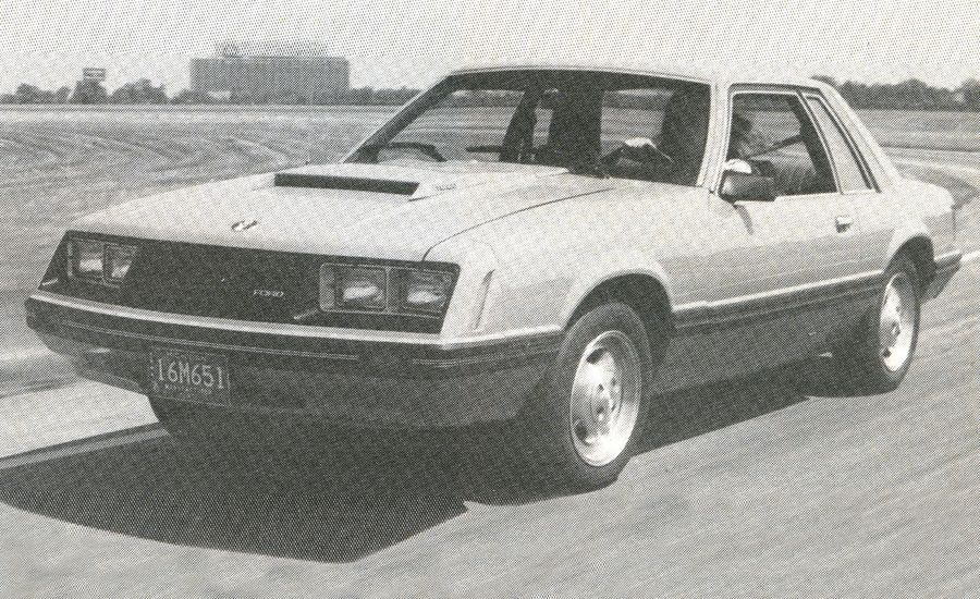 1979 Ford Mustang Turbo