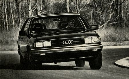 1980 Audi 5000 Turbo