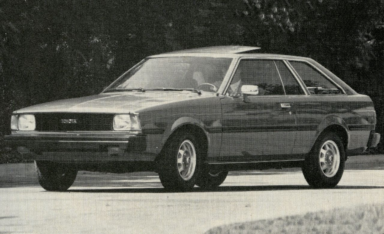 Honda Cars Of Corona >> 1981 Toyota Corolla SR-5 | Archived First Drive Review | Reviews | Car and Driver