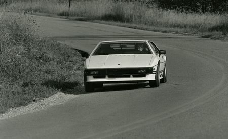 1983 Lotus Esprit Turbo