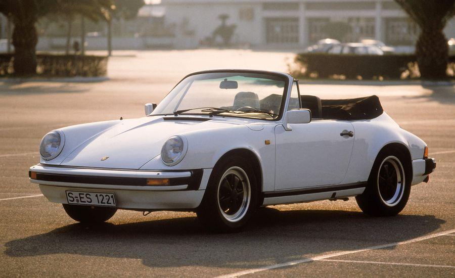 Image result for 1982 porsche 911 cabriolet