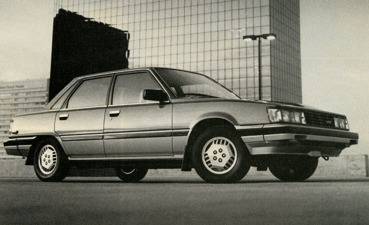1983 Toyota Camry LE