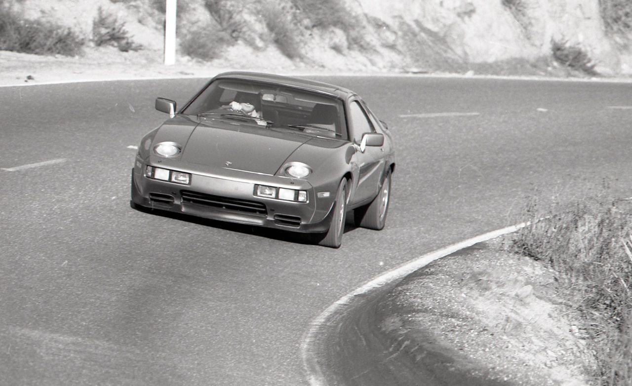 1985 Porsche 928S