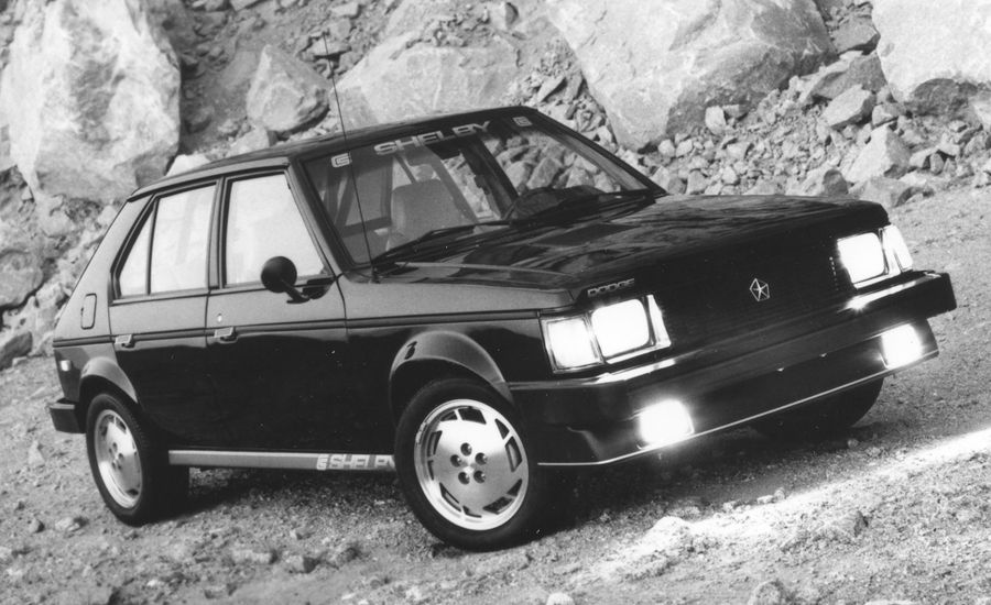 1986 dodge omni shelby glhs instrumented test review car and driver. Black Bedroom Furniture Sets. Home Design Ideas