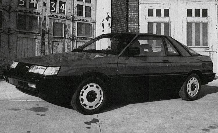 1986 Nissan Sentra SE