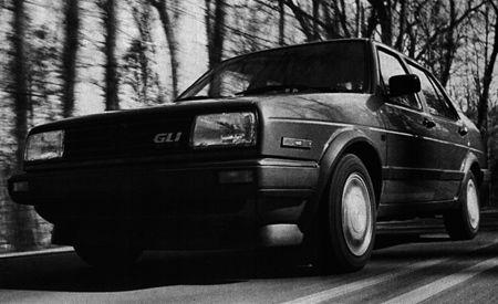 1988 Volkswagen Jetta GLI 16V