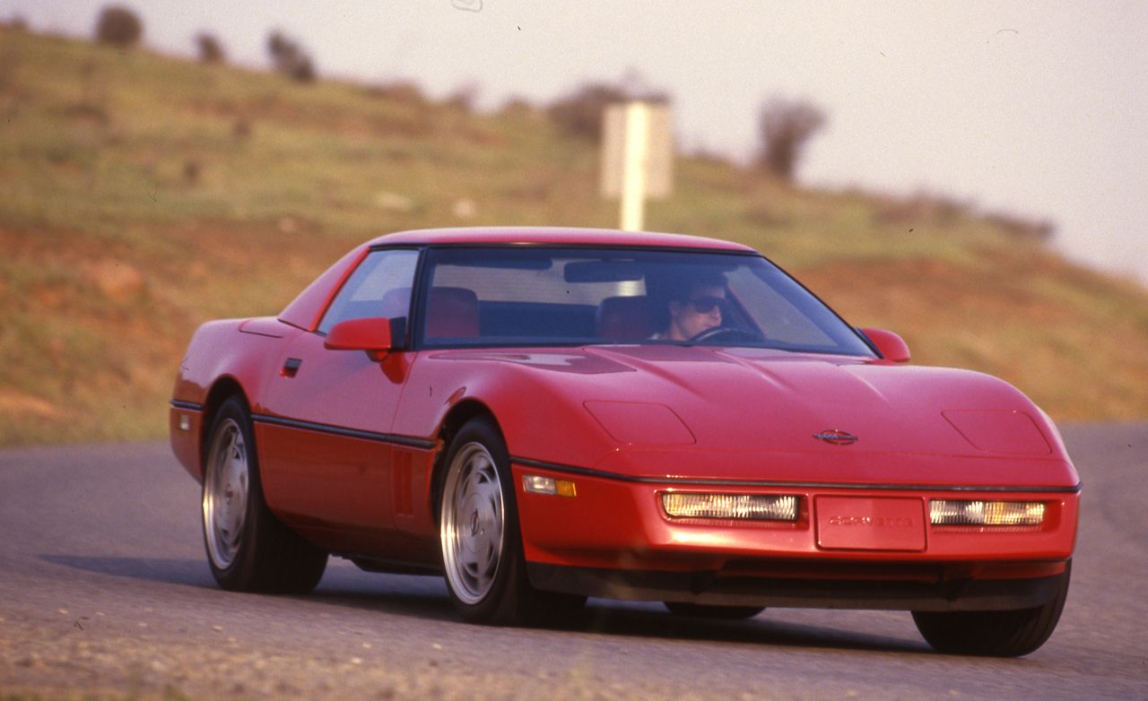 1989 Chevrolet Corvette Convertible Road Test