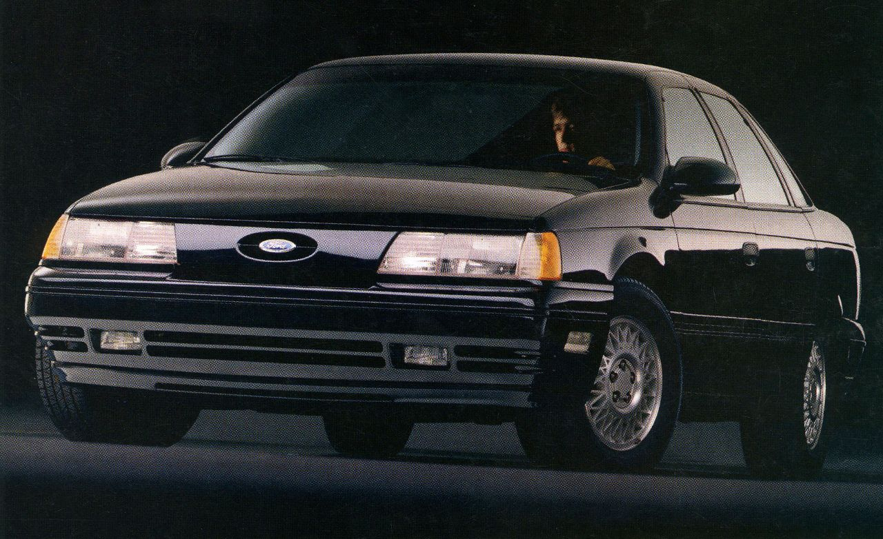 1989 ford taurus sho road test review car and driver rh caranddriver com 1991 Ford Taurus Sho 1995 Ford Taurus Sho Horsepower