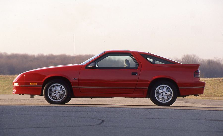 1990 Dodge Daytona ES