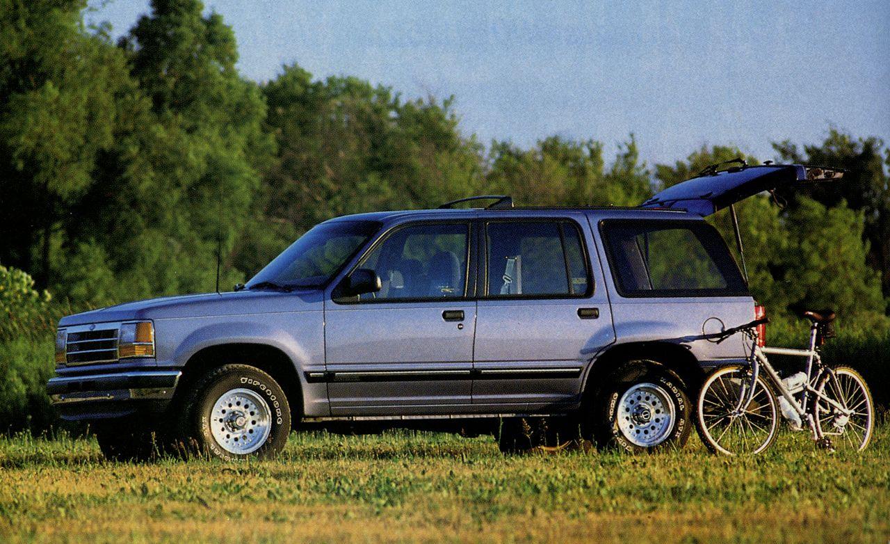 1990 Ford Explorer XLT