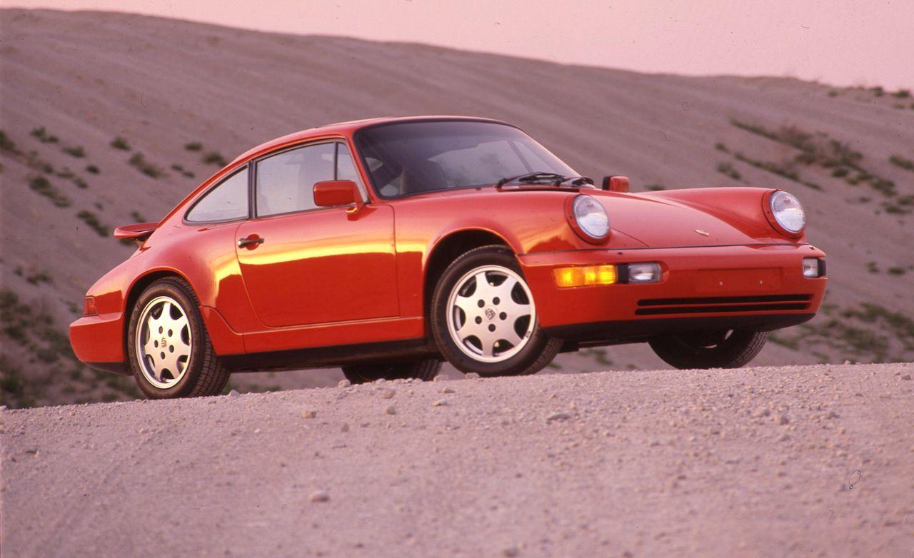 1990 porsche 911 specs
