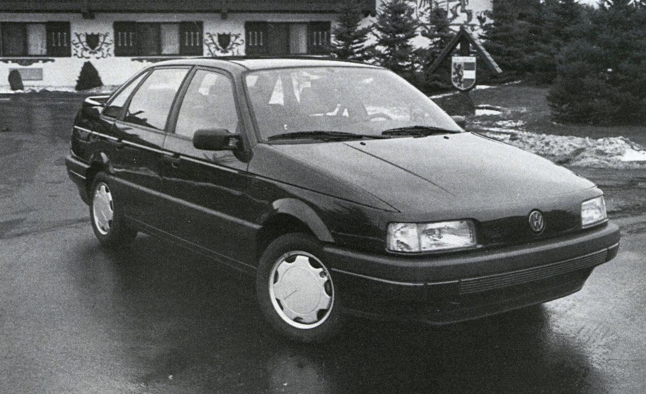 1990 Volkswagen Passat GL