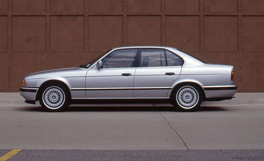 1991 BMW M5 Road Test – Review – Car and Driver