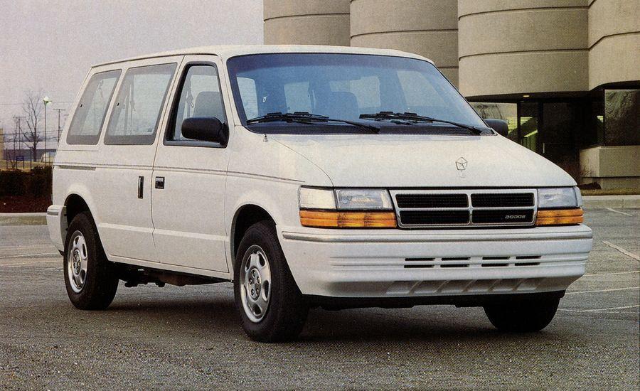 1991 Dodge Caravan SE