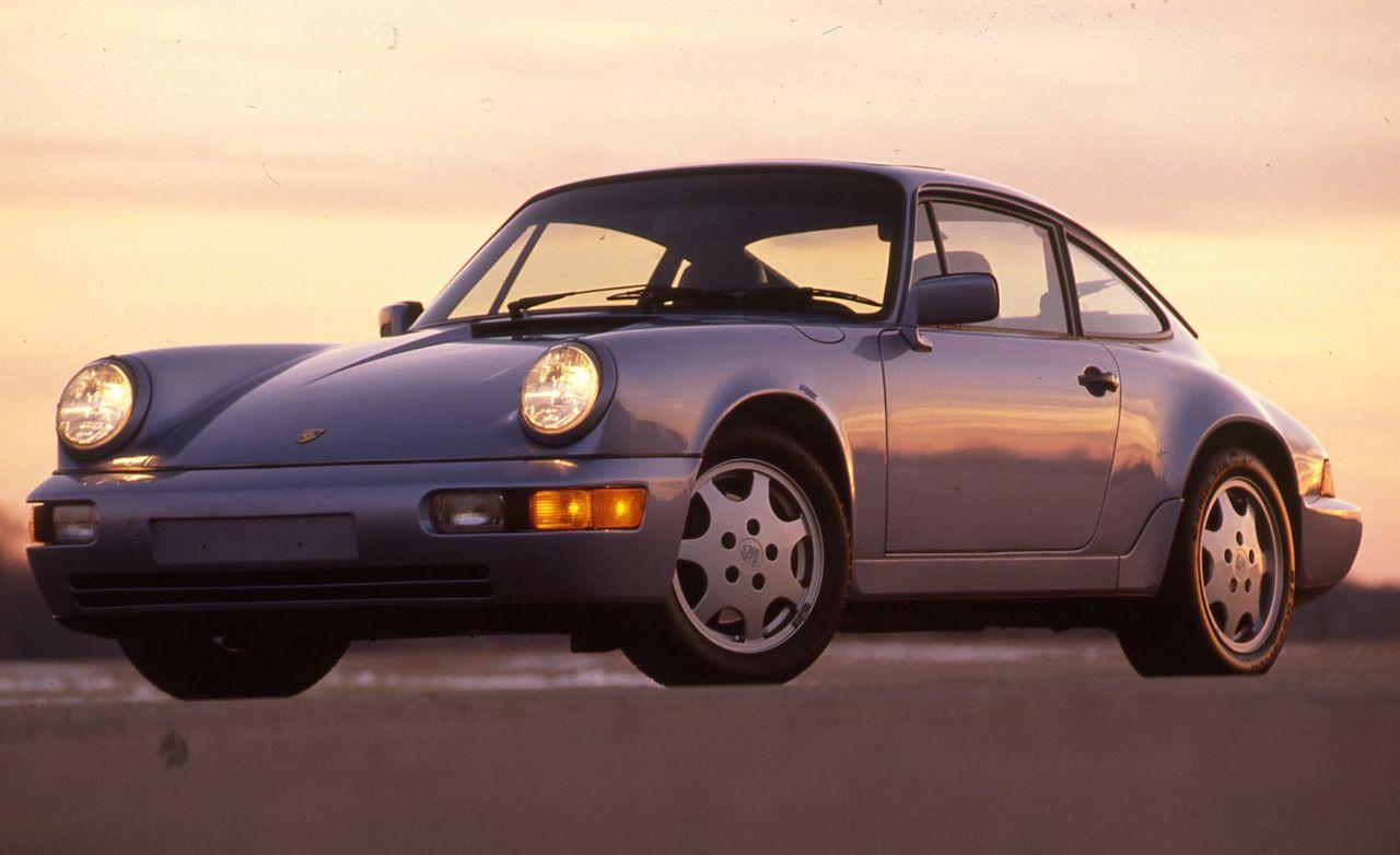 1991 Porsche 911 Carrera 2 Tiptronic
