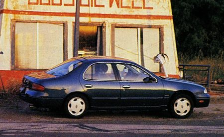 1993 Nissan Altima GXE