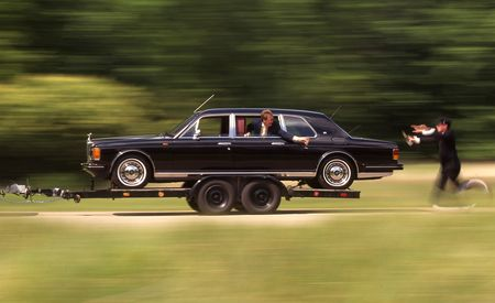 1993 Rolls-Royce Silver Spur II Touring Limousine