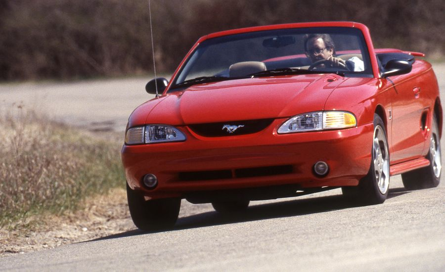 1994 Ford Mustang SVT Cobra Convertible