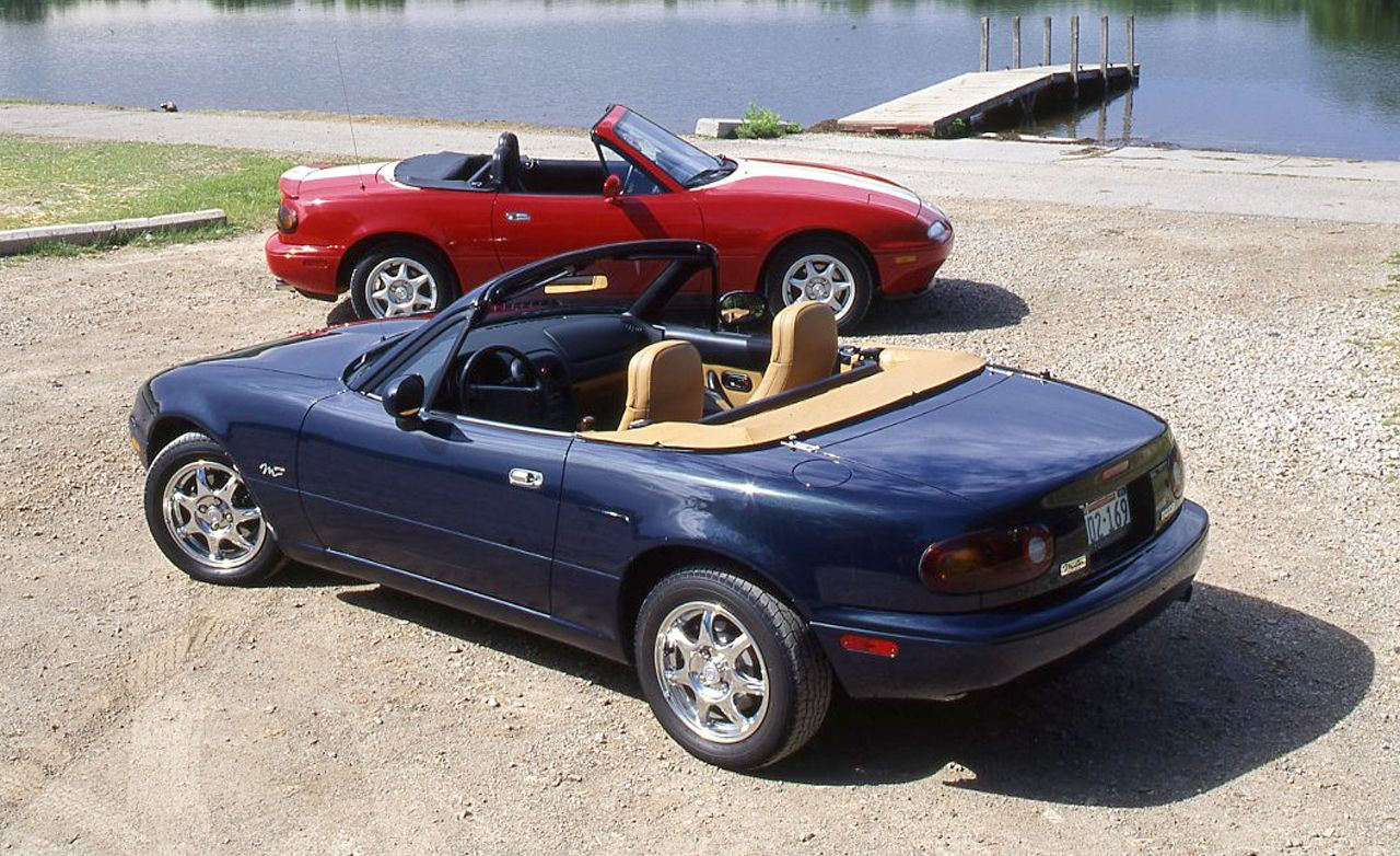 Mazda Miata Specials Archived Instrumented Test Car And Driver Photo S Original