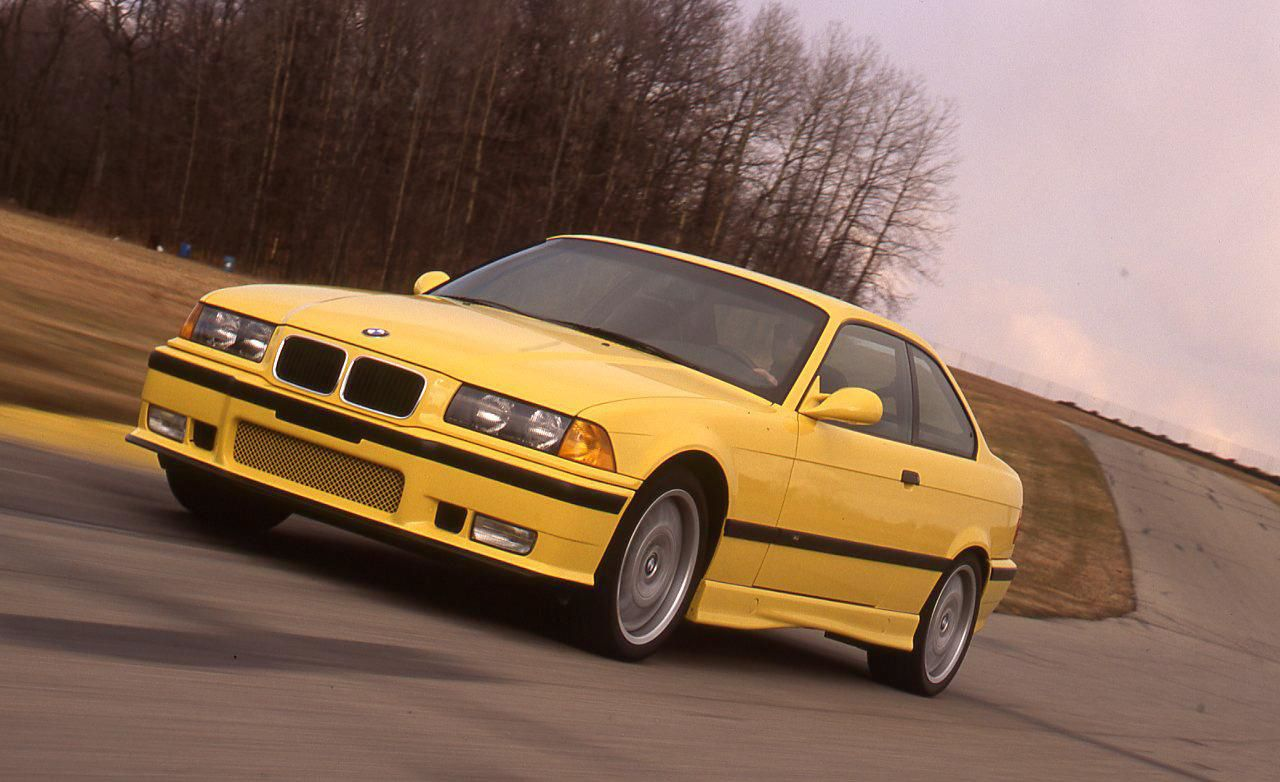 1995 BMW M3 Road Test – Review – Car and Driver
