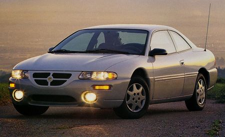 1995 Chrysler Sebring LX