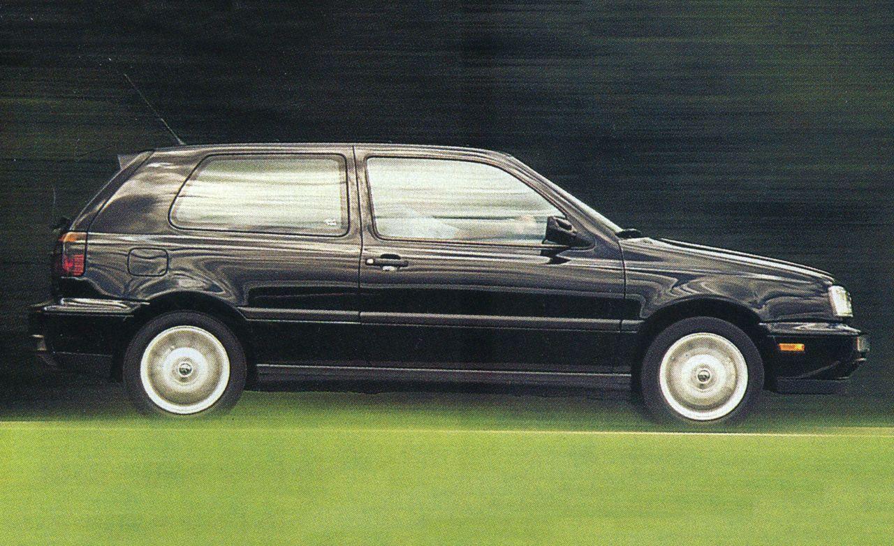 Volkswagen Gti Vr6 Specs >> 1995 Volkswagen Gti Vr6