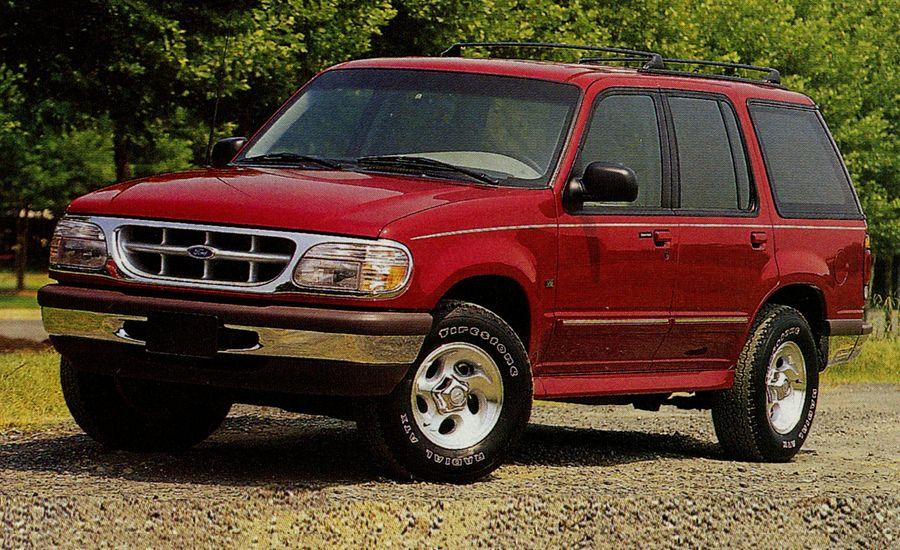 1996 Ford Explorer XLT V-8