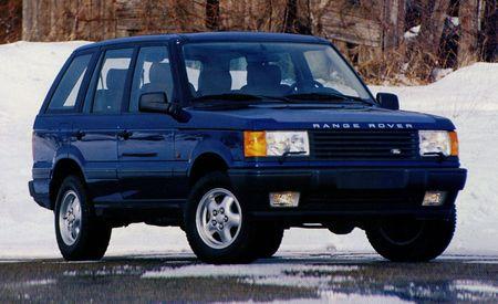 1996 Land Rover Range Rover 4.0 SE