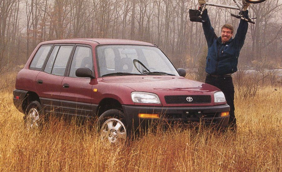 1996 toyota rav4 archived instrumented test reviews car and 1996 toyota rav4 sciox Choice Image