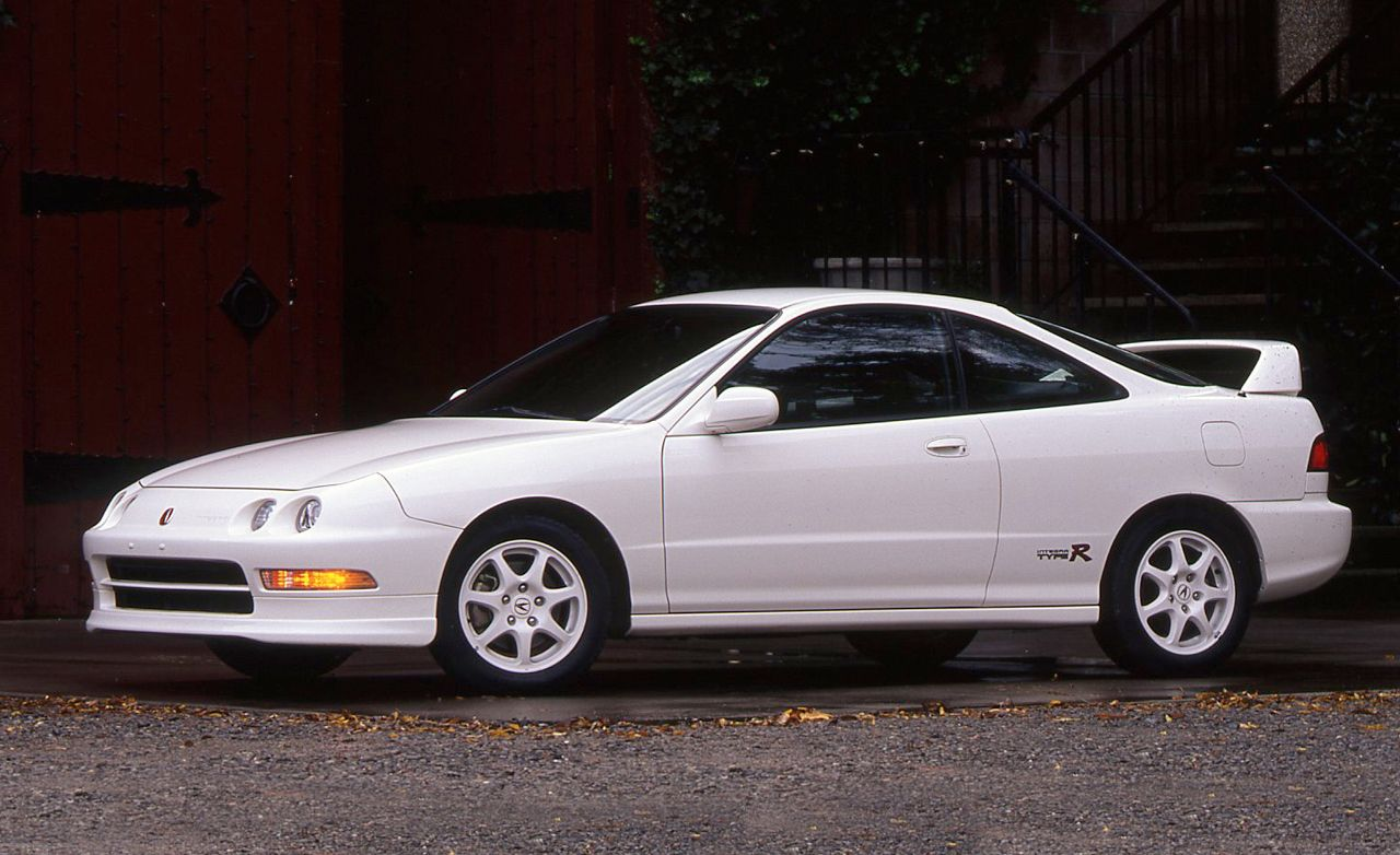 1997 acura integra type r archived test review car and. Black Bedroom Furniture Sets. Home Design Ideas