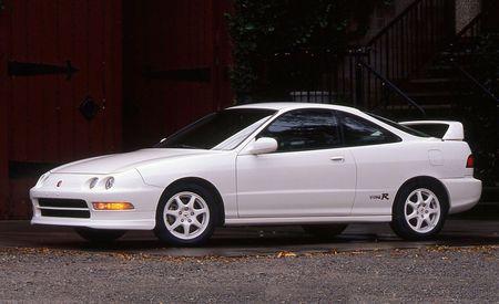 1997 Acura Integra Type R