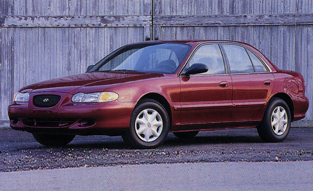 1997 Hyundai Sonata GL V-6