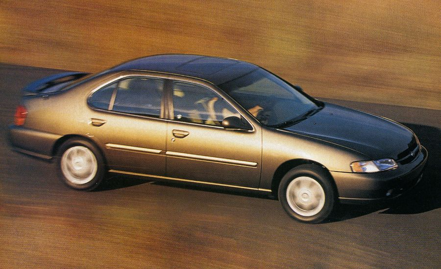1998 Nissan Altima SE