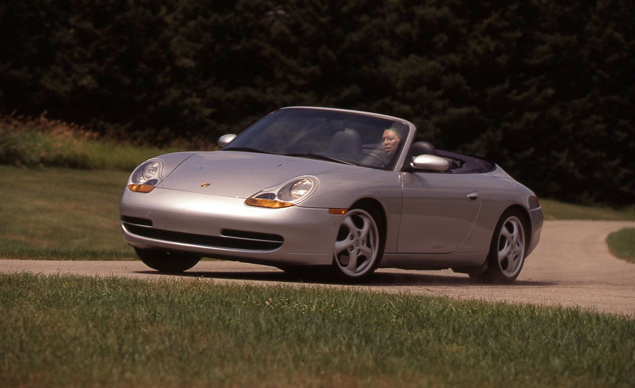 1999 Porsche 911 Carrera Cabriolet Archived Road Test - Review - Car and  Driver