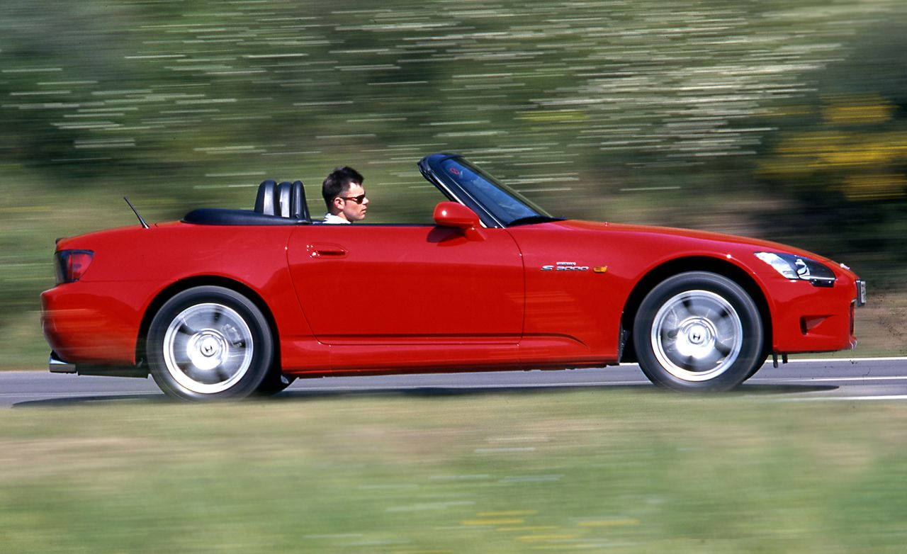 2000 Honda S2000 Archived Test | Review