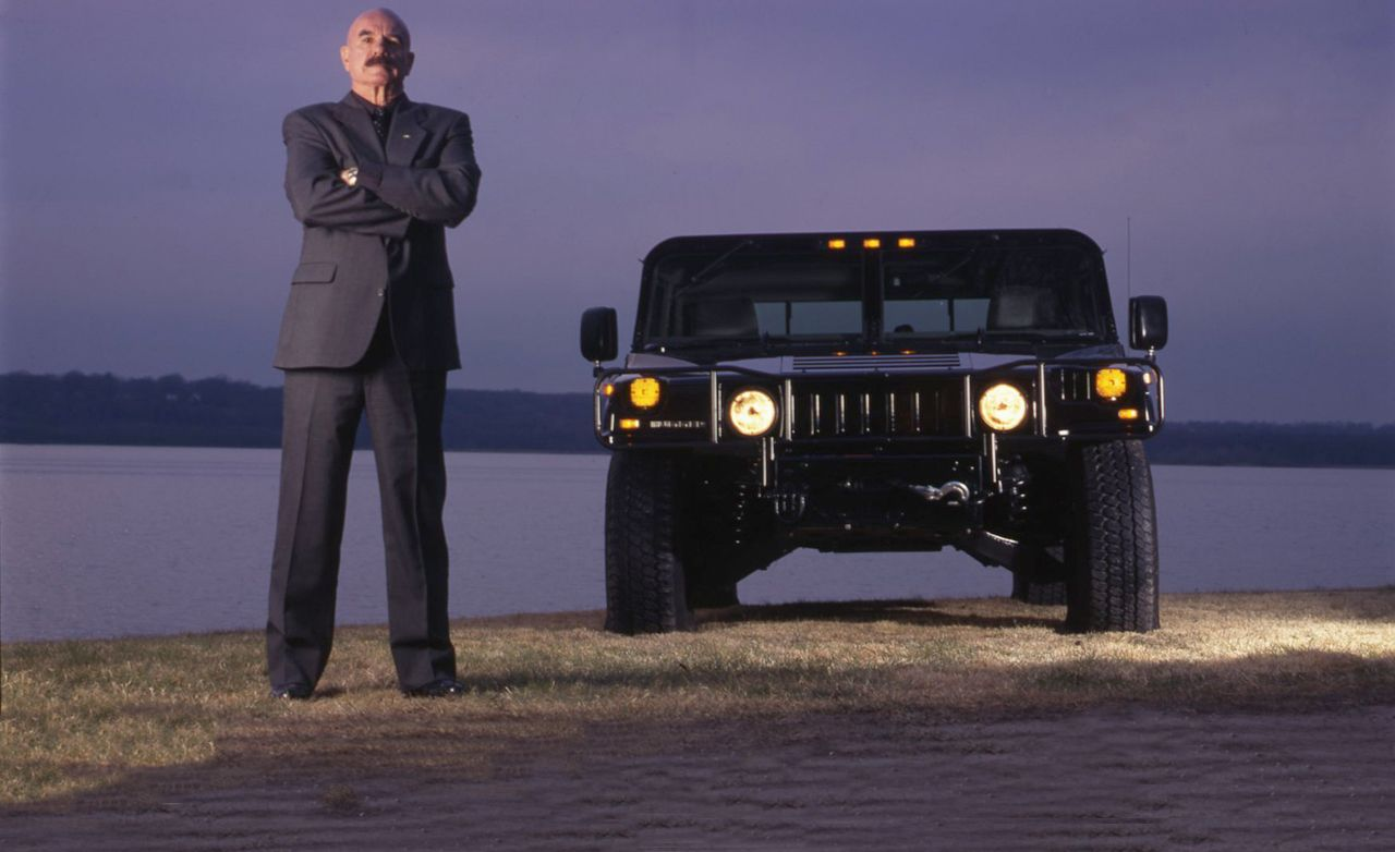 Plumber's Special: A Hardnose Road-Tests a Hummer
