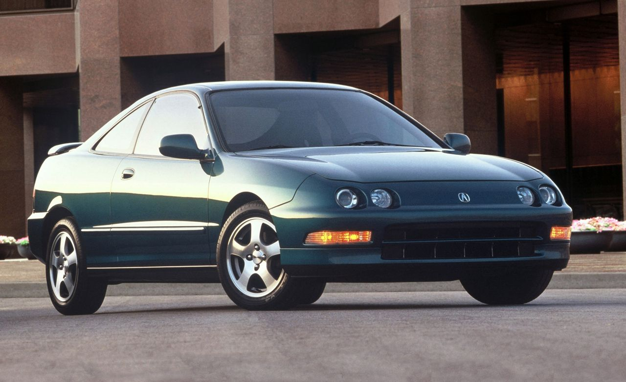 Acura Integra GS R Archived Long Term Test 8211 Review Car And Driver