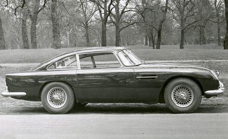 Aston Martin DB-4 Vantage