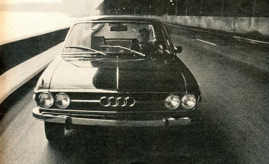 Audi 100LS