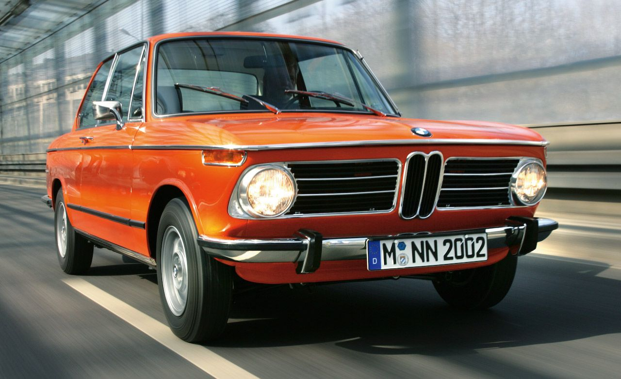 1968 BMW 2002 | Review | Car and Driver