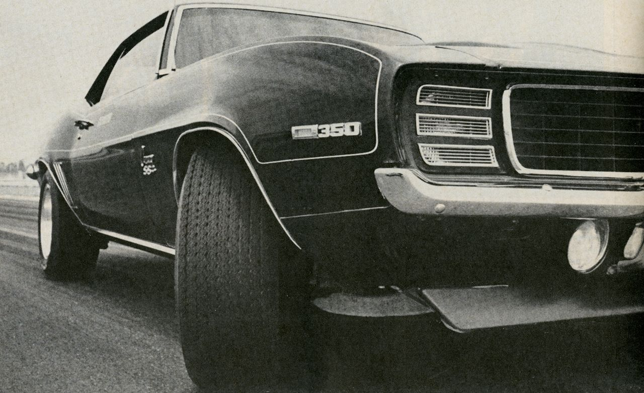 "Chevrolet ""Blue Maxi"" Camaro Z/29"