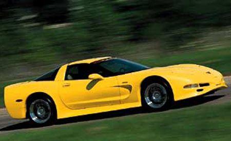 Corvette GTR