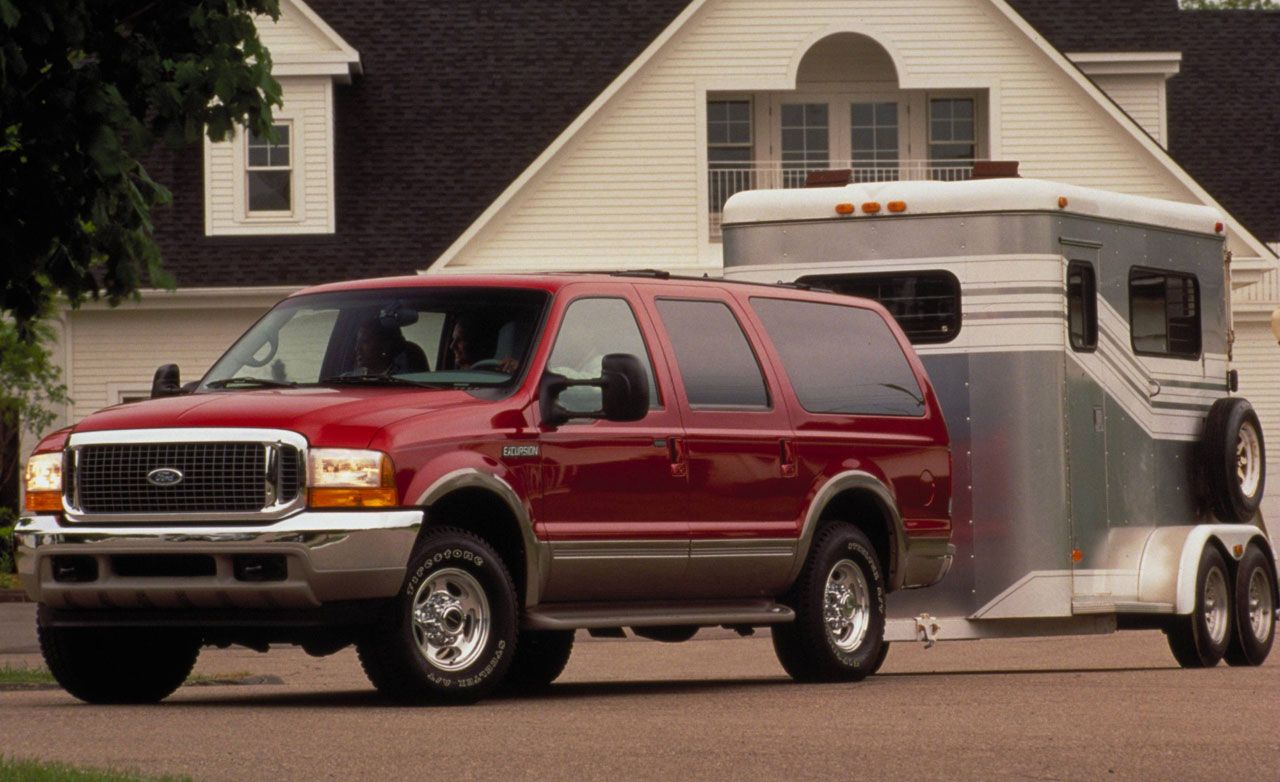 Ford Excursion Photo  S Original Jpg