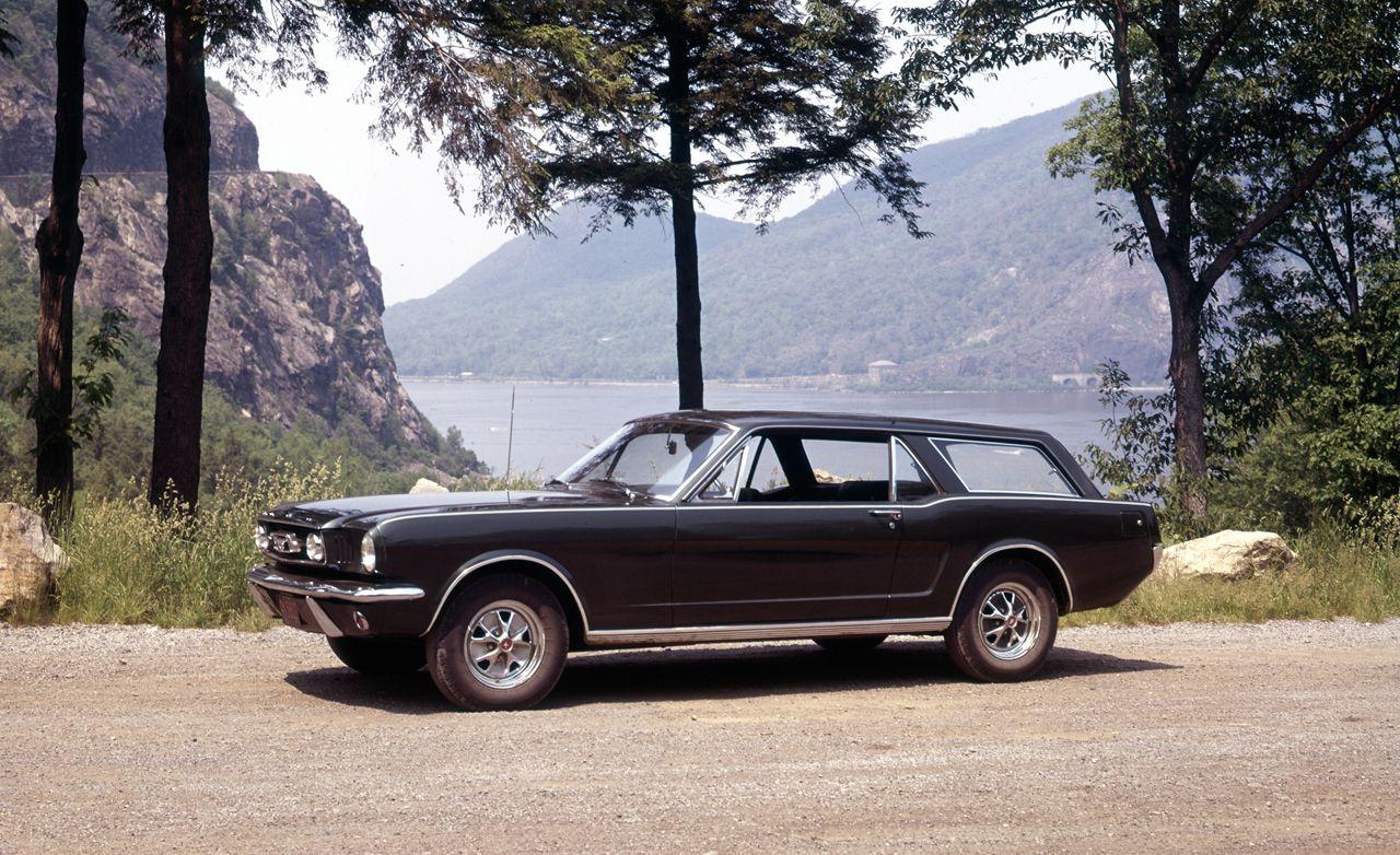 & Ford Mustang Wagon u2013 Review u2013 Car and Driver markmcfarlin.com