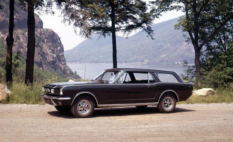 Ford Mustang Wagon