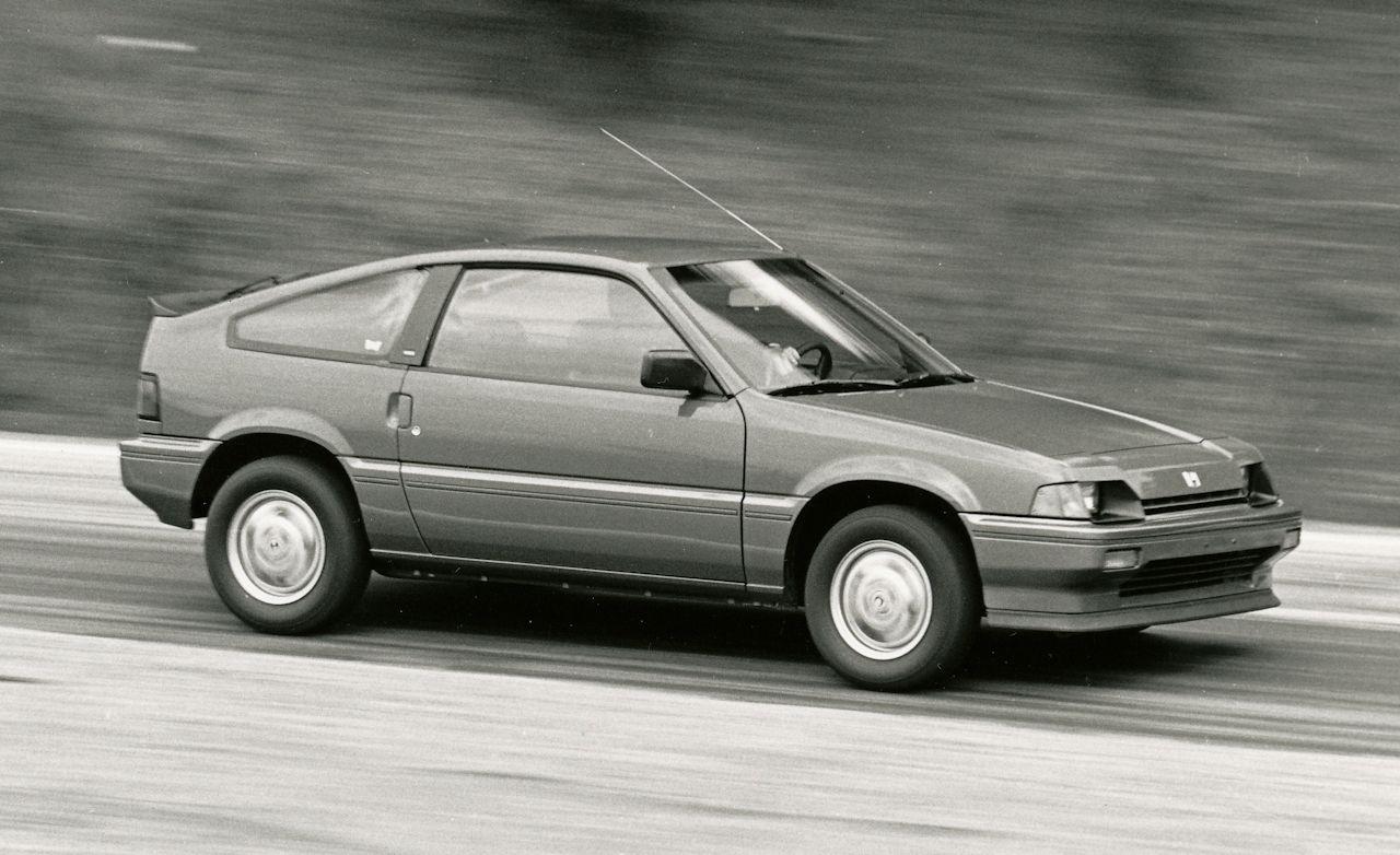 Honda Civic CRX 1.5Si