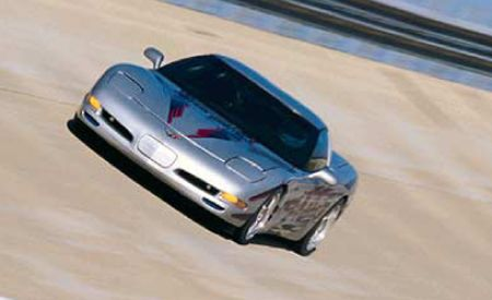Lingenfelter Twin-Turbo Corvette