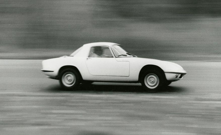 Lotus Elan S2 Coupe