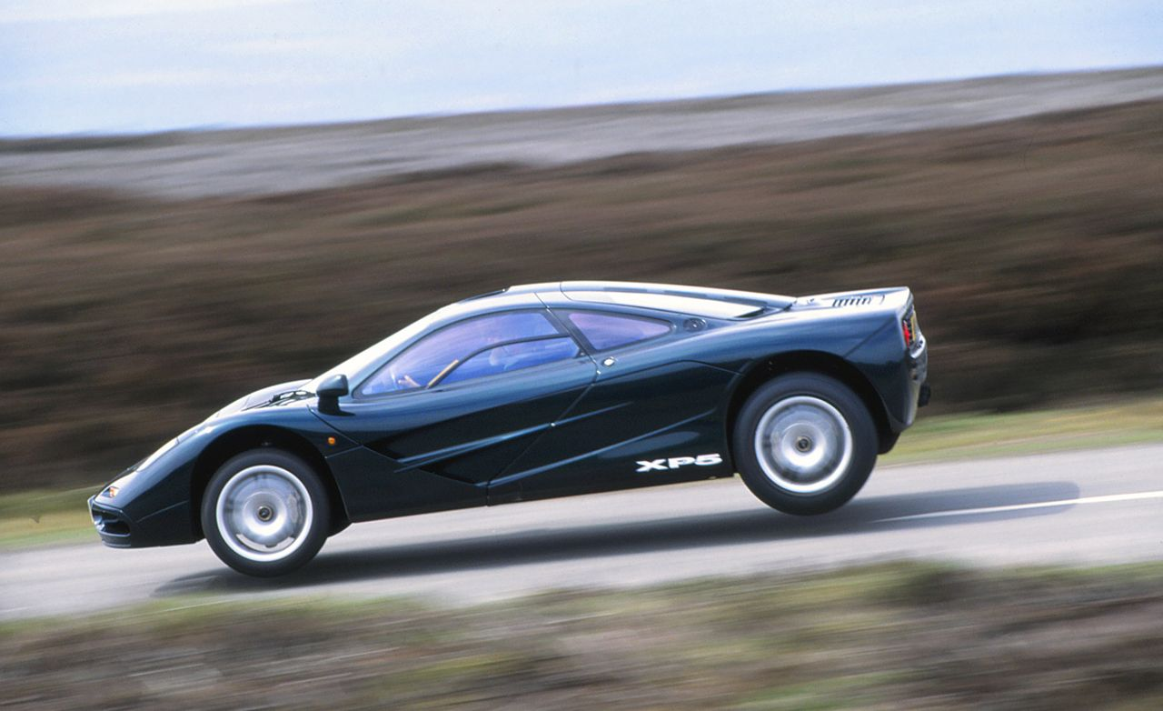 mclaren f1 supercar road test – review – car and driver