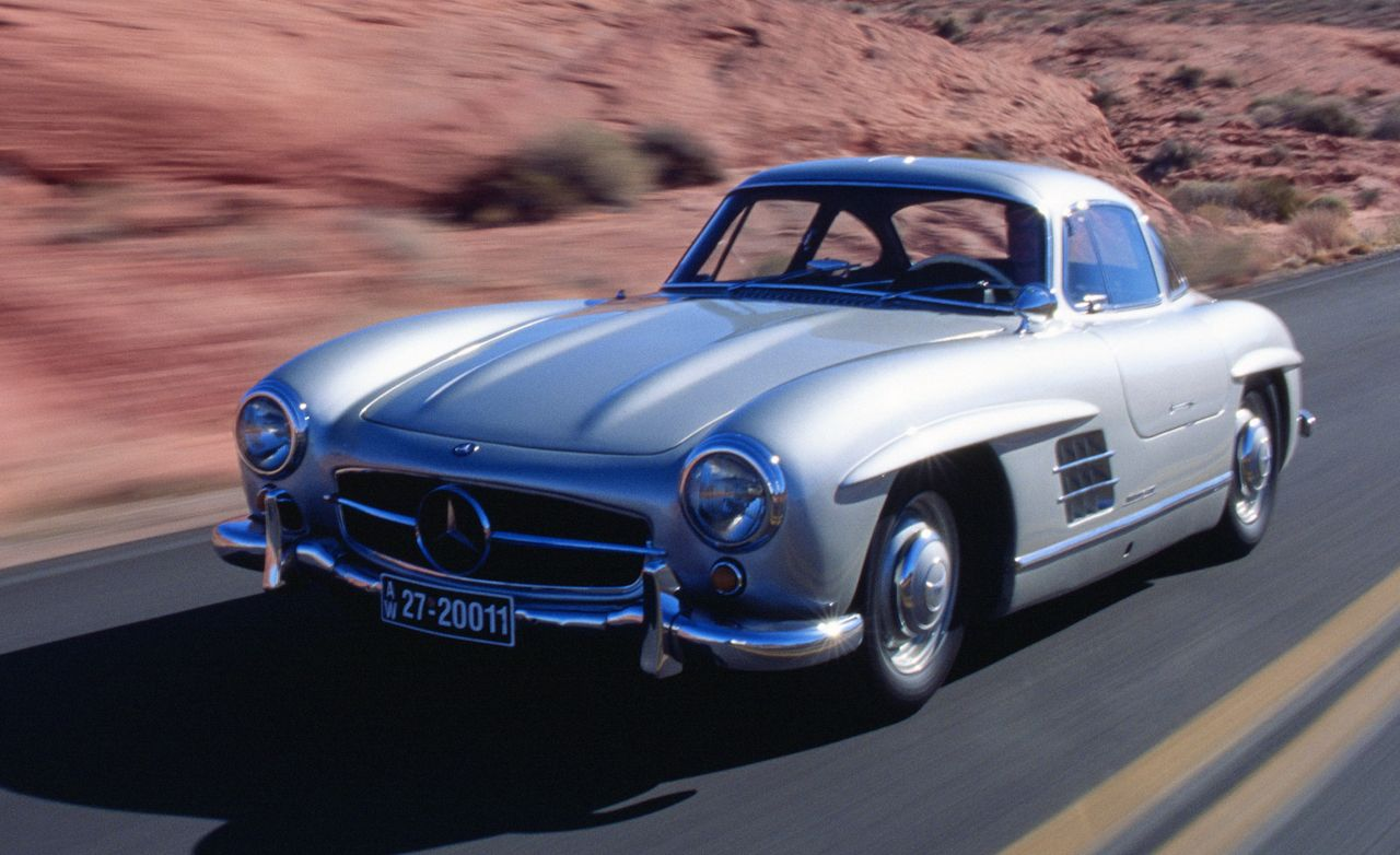 mercedes-benz 300sl road test – review – car and driver